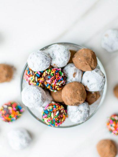 Homemade Chocolate Truffles thumbnail