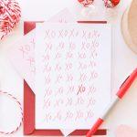 DIY Chocolate Box Valentines + Printable Cards