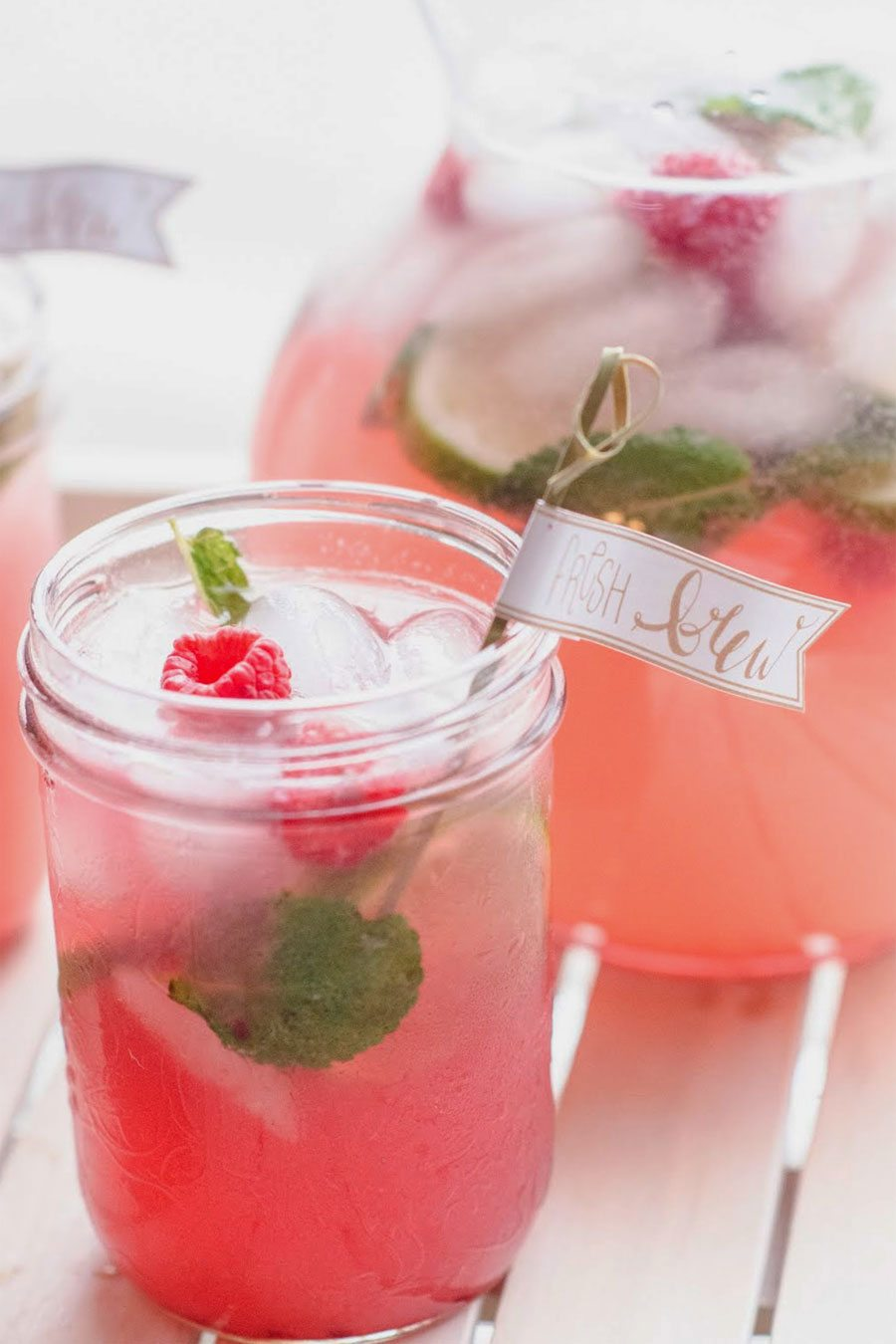 Raspberry Mojito from @cydconverse