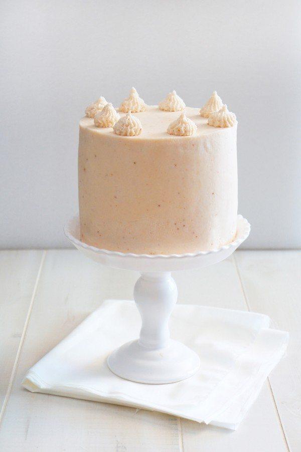 Strawberry Milkshake Cake from @cydconverse