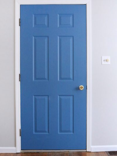 How to Paint a Door – 31 Days of Color with Valspar + Ace thumbnail