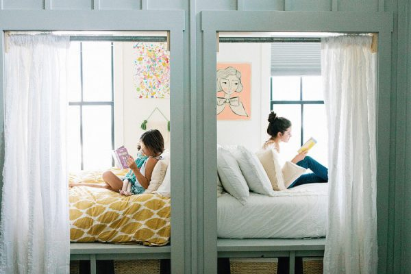 Built-In Bed Nooks