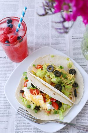 Welcome Spring with Tacos and Cocktails from @cydconverse