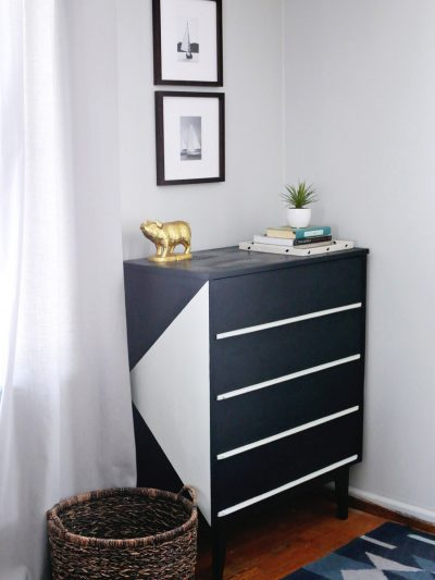 DIY Painted Dresser Makeover thumbnail