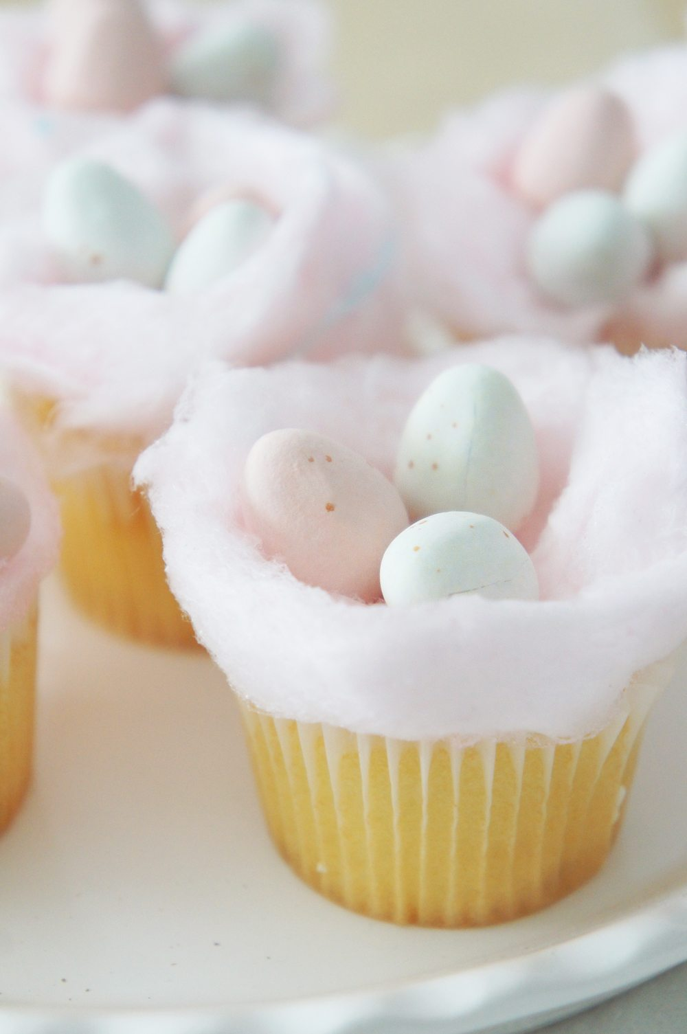 Easter Decorating Ideas For Cupcakes