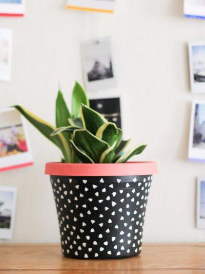 10 Pretty DIY Planters for Spring thumbnail