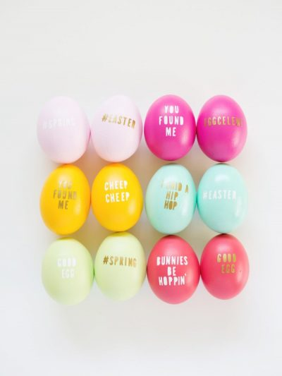 5 Gorgeous Easter Egg DIY Ideas thumbnail