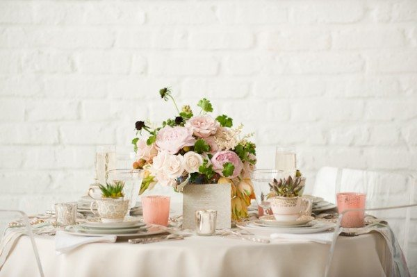 Pretty Pastel Easter Brunch Ideas from @cydconverse