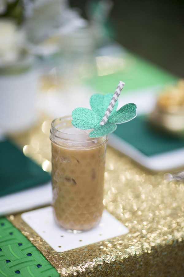 Irish Coffee with a Twist from @cydconverse