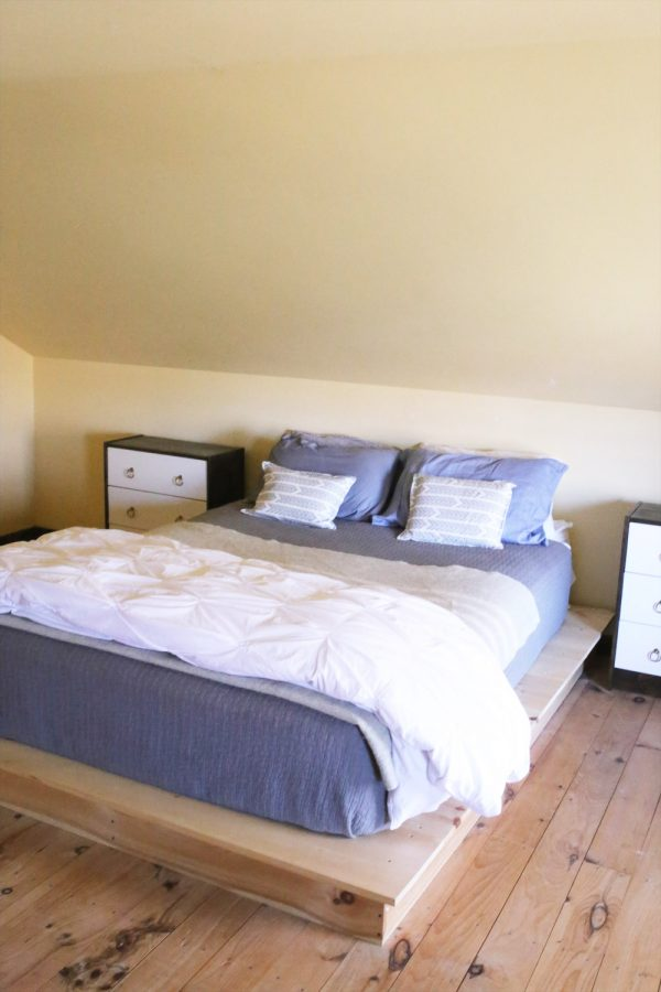 Bedroom Makeover by @cydconverse | BEFORE