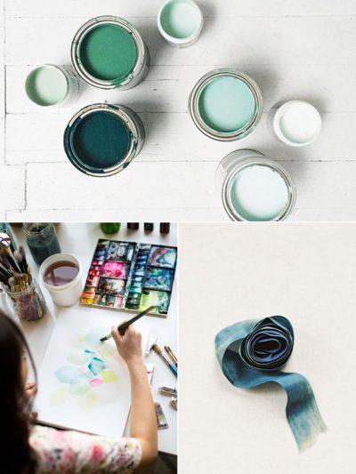 Color Palette: Juniper + Lemonade thumbnail