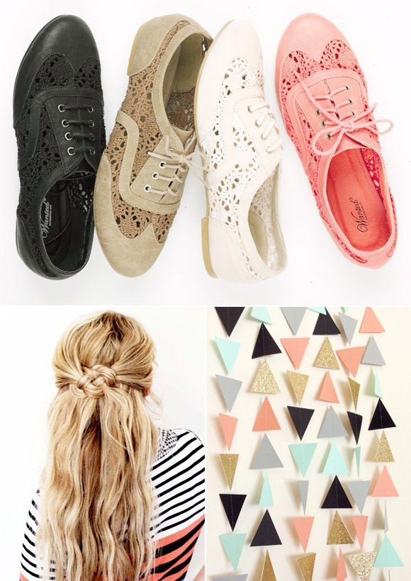 Color Palette: Daiquiri and Breeze from @cydconverse