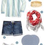 Summer Style: Stars + Stripes