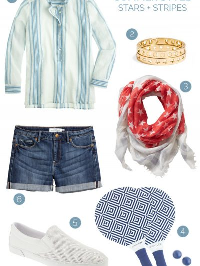 Summer Style: Stars + Stripes thumbnail