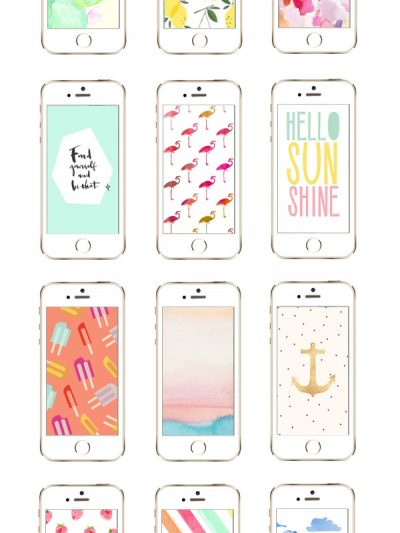 12 Awesome iPhone Wallpaper Designs for Summer thumbnail