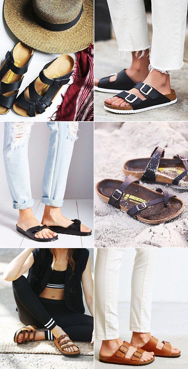 Summer's Best Birkenstock Sandals from @cydconverse