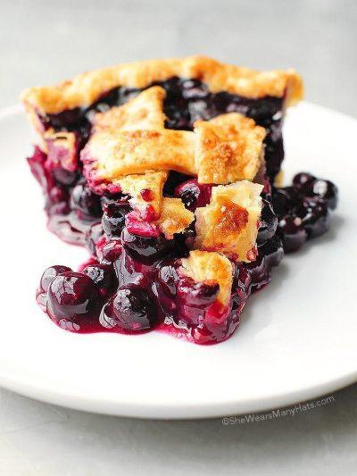 5 Scrumptious Blueberry Desserts thumbnail