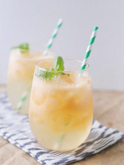 Melon Basil White Wine Spritzer thumbnail