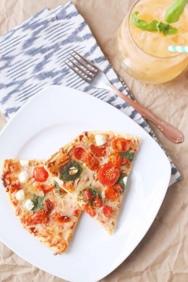 The BEST Frozen Pizza via @cydconverse