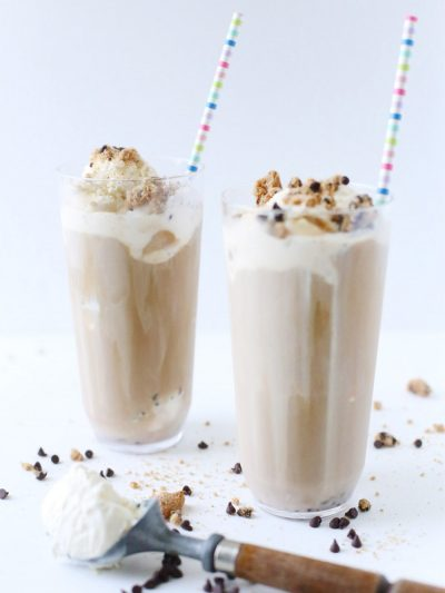 Chocolate Chip Cookie Iced Coffee Float thumbnail