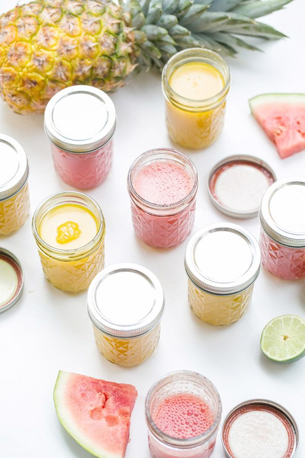 5 Summery Tropical Treats from @cydconverse