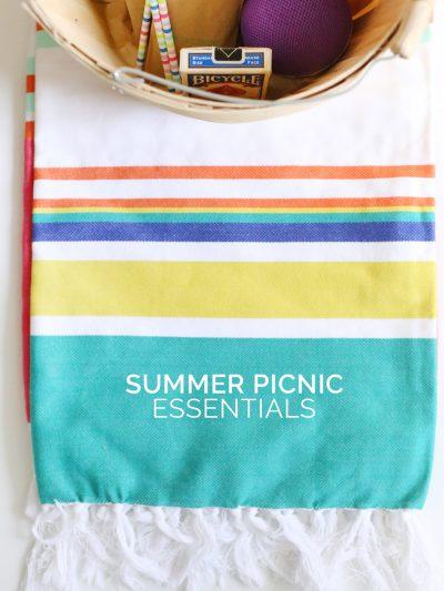 Summer Picnic Essentials thumbnail