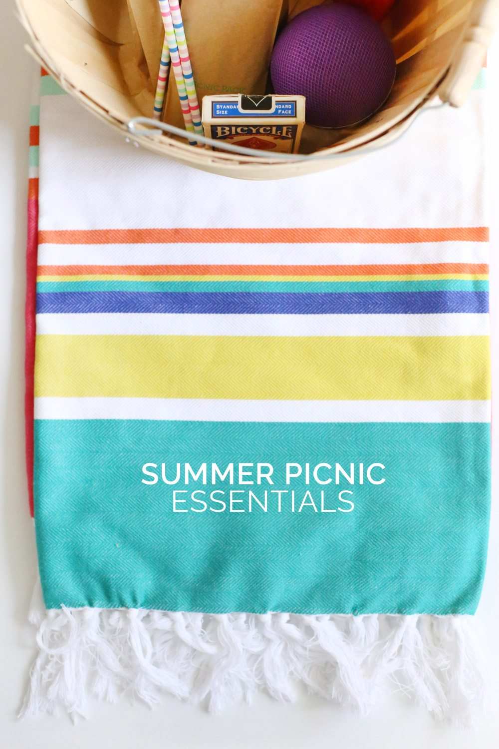 Summer Picnic Essentials from @cydconverse