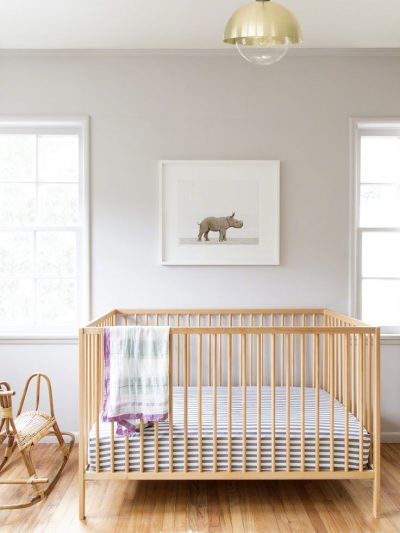 Baby Talk: 24 Weeks + Nursery Inspiration thumbnail