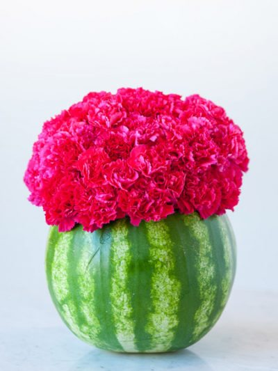 DIY Watermelon Flower Centerpiece thumbnail