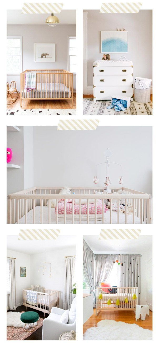 Nursery Inspiration from @cydconverse