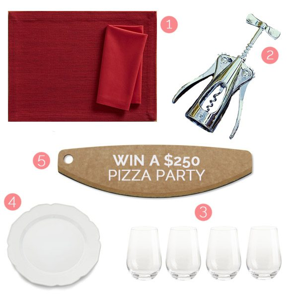 Host A Summer Pizza Party Giveaway The Sweetest Occasion