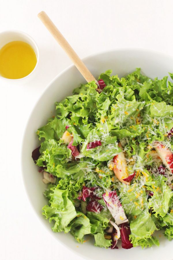 The Ultimate Summer Salad by @cydconverse