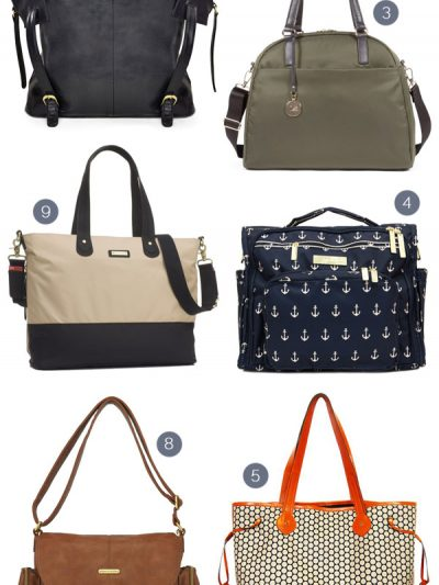 10 Super Stylish Diaper Bags thumbnail