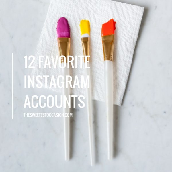 12 Favorite Instagram Accounts from @cydconverse