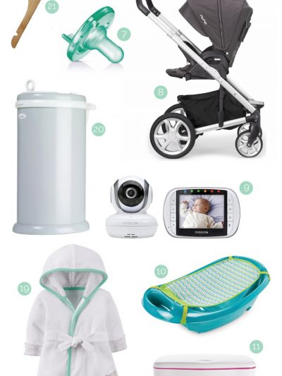 Baby Talk: 30 Weeks + Baby Registry Essentials thumbnail