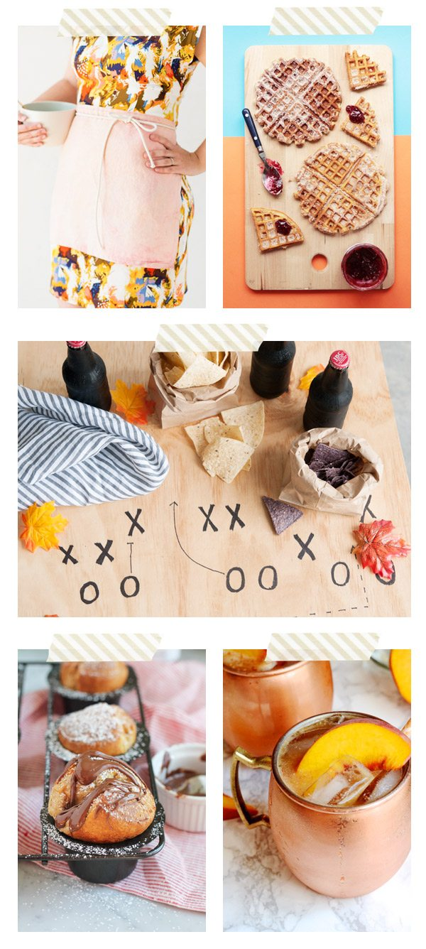 5 Fun Fall Ideas from @cydconverse