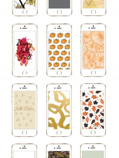 12 Awesome iPhone Wallpaper Designs for Fall thumbnail