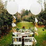 An Apple Farm Picnic
