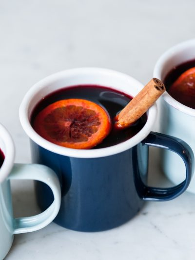 Classic Holiday Mulled Wine thumbnail