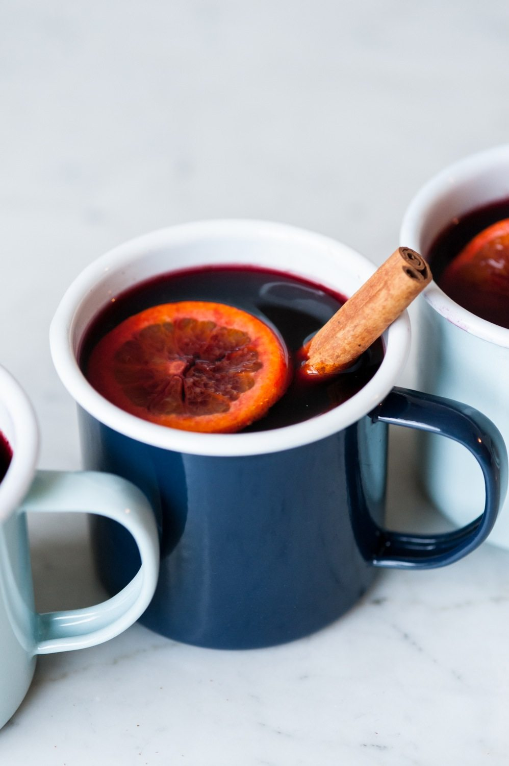 Classic Holiday Mulled Wine by @cydconverse