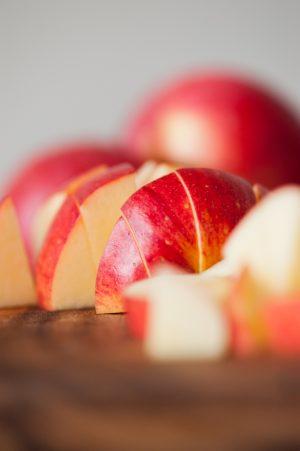 Caramel Apple Sangria by @cydconverse