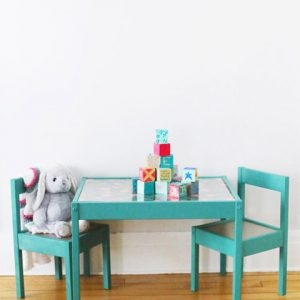DIY Kids Table Makeover thumbnail