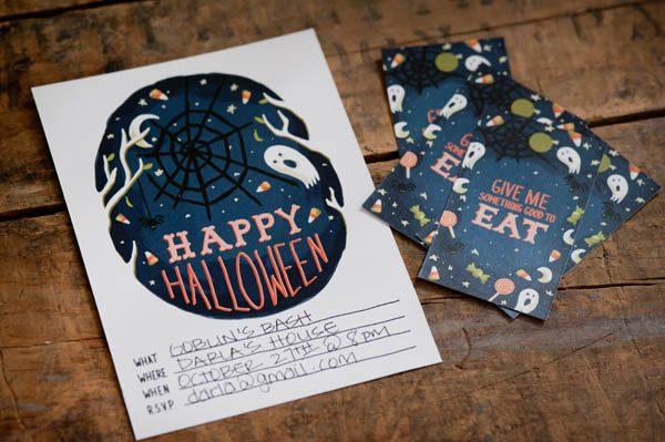 Give Me Something Good to Eat Halloween Printables from @cydconverse