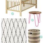 Baby Talk: 32 Weeks + A Nursery Inspiration Board