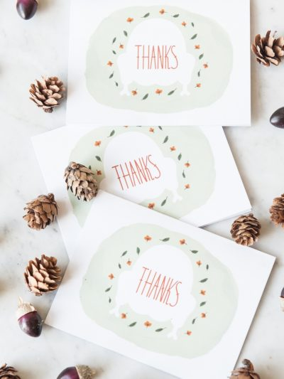 Cute + Cheeky Thanksgiving Printables thumbnail