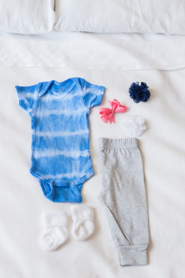 DIY Baby Onesie from @cydconverse