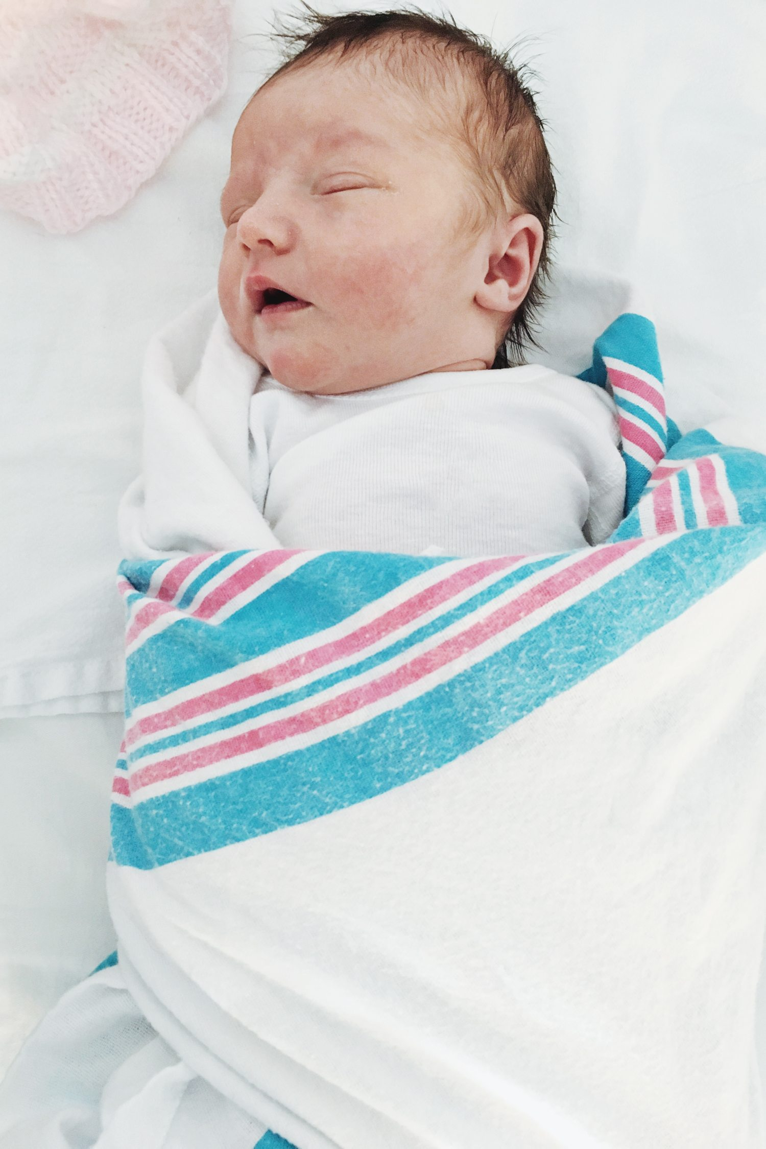 Welcome Emerson - The Sweetest Baby from @cydconverse