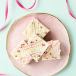 Christmas Cookie Fudge