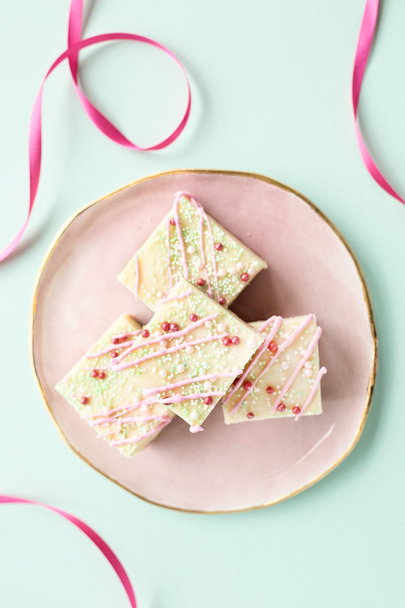 Christmas Cookie Fudge by @StudioDIY for @cydconverse