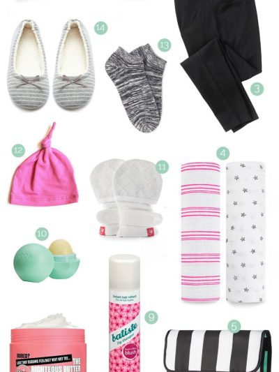 Baby Talk: 36 Weeks + Packing My Hospital Bag thumbnail